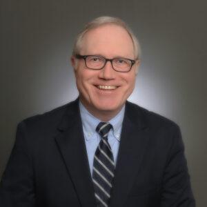Alumni Board of Governors Chair Vincent Belusko